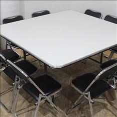 Promocion en sillas y mesas para banquetes