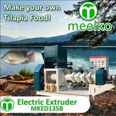 Extrusora para pellets flotantes para peces- MKED135B