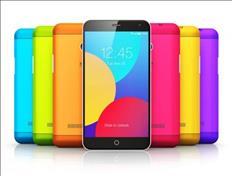Funda de smartphone en uno de tus 3 colores personalizados