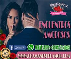 ENCUENTROS AMOROSOS ANGELA PAZ +51987511008