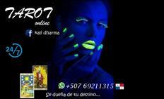 """TAROT online 24/7  """"eres dueña/o de tu destino """""""