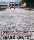 CONCRETO ESTAMPADO 360