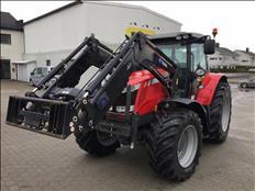 Tractor agrícola Massey Ferguson 6616 año 2014