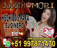 ATRAIGO AL SER AMADO A TU LADO JUDITH MORI +51997871470