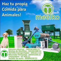 Combo Procesador  Alimentos Para Animales