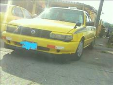 SE ALQUILA TAXI NISSAN