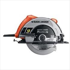 Sierra black and decker de 12 amps
