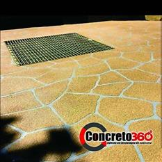 CONCRETO 360 SPRAY DECK PISO FRIO