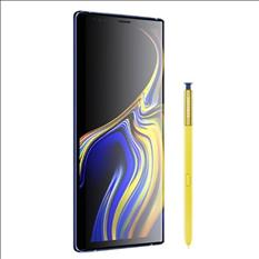 Samsung Galaxy Note 9 S9+ S9 300 USD y iPhone XS
