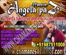 RECUPERA EL AMOR DE TU PAREJA DE MANERA INMEDIATA ANGELA PAZ