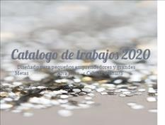 Catálogos de ofertas y servicios año 2020
