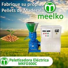 Cree pellets de madera mkfd300c