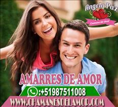 AMARRES DE AMOR ANGELA PAZ +51987511008