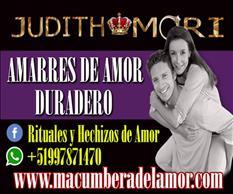 UNION DE AMOR DURADERO JUDITH MORI +51997871470