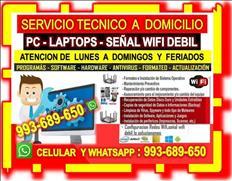 SERVICIO TECNICO INTERNET CONFIGURACION ROUTERS A DOMICILIO