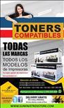 Vendo toners originales hp nuevos envios a todo el Peru