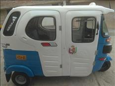 Mototaxi Torito Bajaj