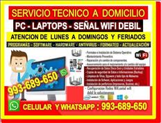 TECNICO INTERNET CONFIGURACION ROUTERS 993689650