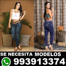 Solicitamos chicas peruanas para modelaje en Lima