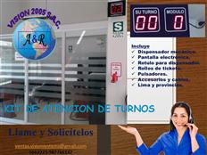TOMATURNO PARA COLAS DE ESPERA 5662223