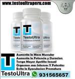 potenciador testosterona testo ultra original 931565657