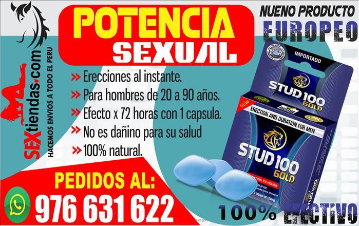 SEX SHOP - POTENCIA SEXUAL