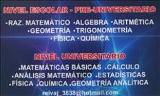Resuelvo Tareas de Matemática por Internet Online