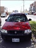 Suzuki , placa  AEP 401, año 2008