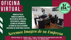 ALQUILER DE OFICINA VIRTUAL A S/ 204.00