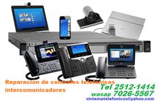 REPARACION DE CENTRALES TELEFONICAS TEL 7026 5567