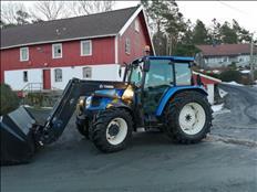 Venta de mi hermosa maquina agrícola New Holland T 5070