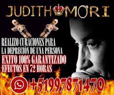 CURO LA DEPRECIÓN DE LAS PERSONAS JUDITH MORI +51997871470