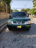 Nissan Frontier AX full extras japones 2004
