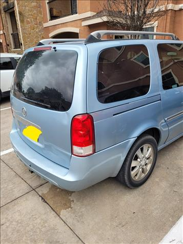 Minivan Buick Terraza