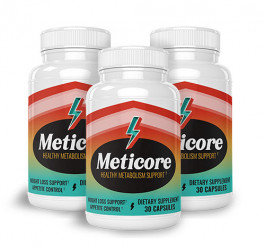 Lose 40 Pounds In 2 Week's ( METICORE)