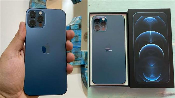 Original Apple Iphone 12 Pro Max 64 $550