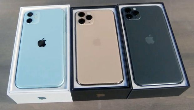 Brand New And Original Apple Iphone 11 Pro Max 64GB $450