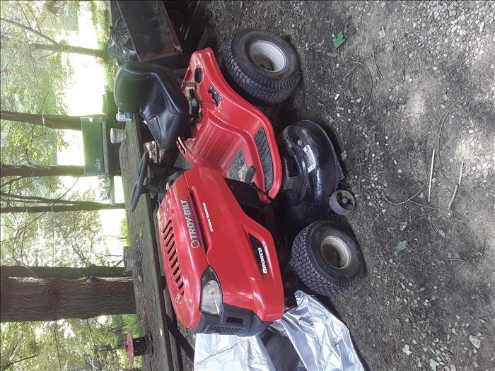 Riding Lawn Mower Sacrifice