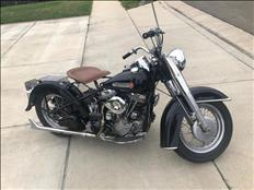 1950 FL Harley-Davidson Panhead